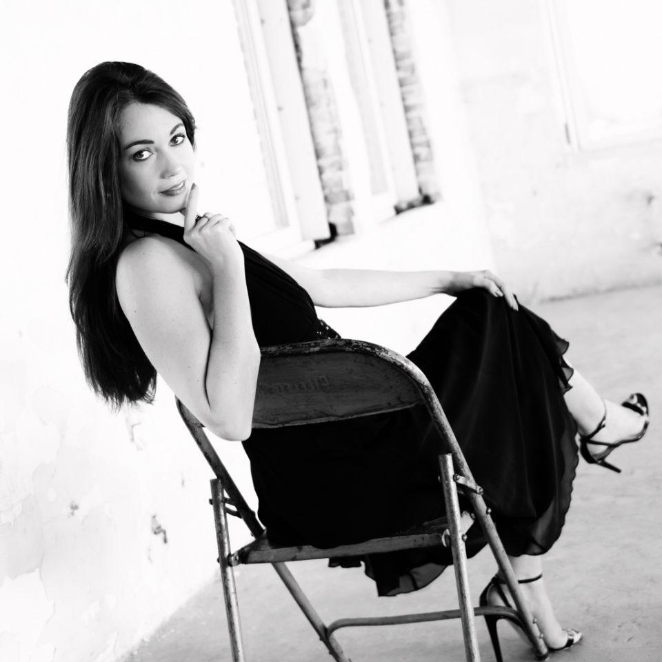 Zalmiy Paeez fotografie Heemstede, portret Odette
