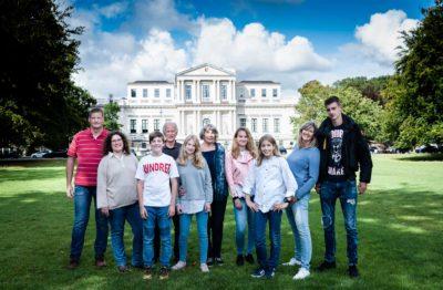 Familieportret Haarlem