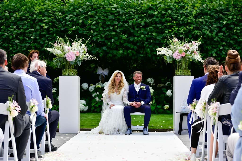 Bruidsfotografie & Huwelijksreportage trouwfotograaf, bruidsfotograaf Heemstede Haarlem Noord-holland