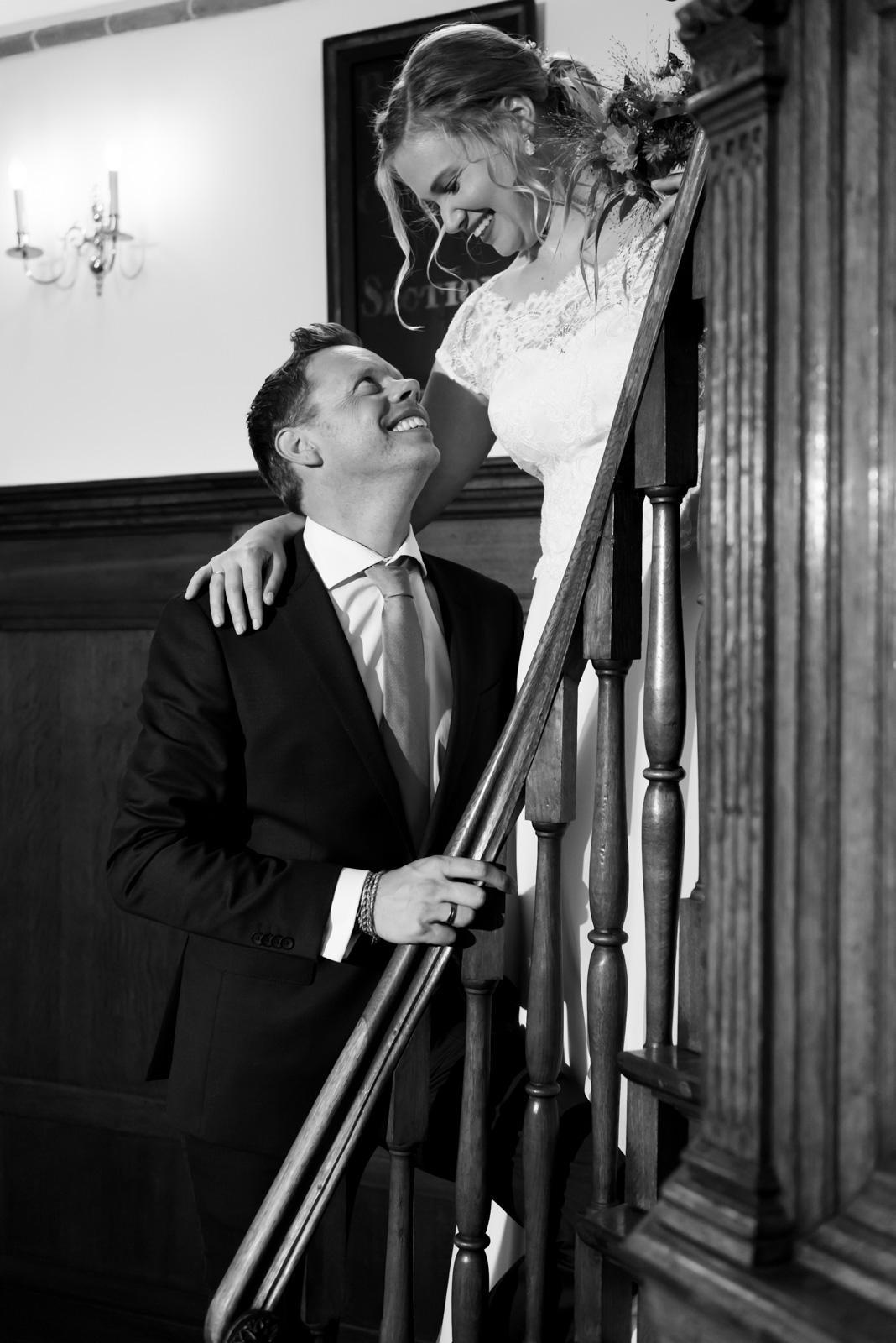 Bruidsfotograaf Bruidsfotografie trouwfotograaf Huwelijksreportage Haarlem Heemstede Noord-Holland Zalmiy Paeez Fotografie