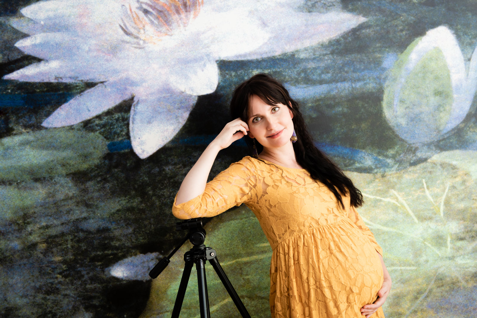 Zwangerschapsfotograaf Zwangerschapsfoto Noord-Holland Haarlem Heemstede Zalmiy Paeez Fotografie